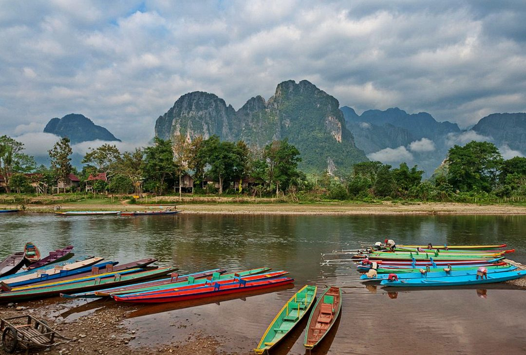 Self-guided Laos tour