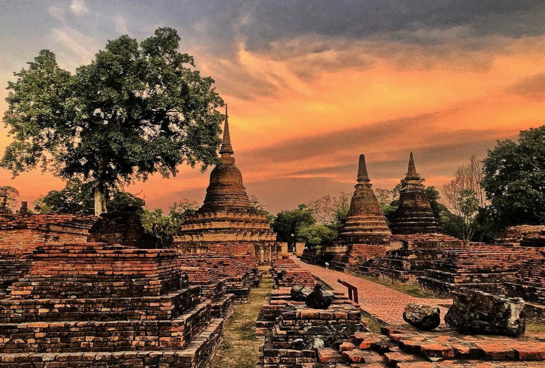 Self guided North Thailand tour