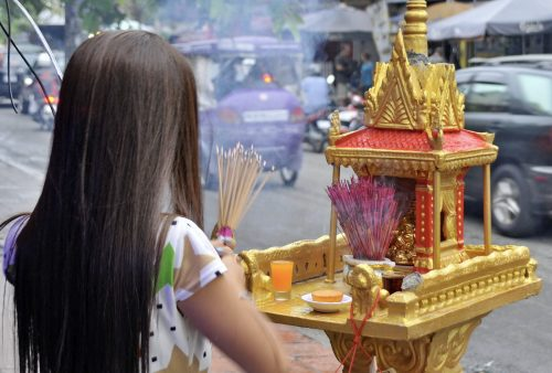 Spirit Shrines